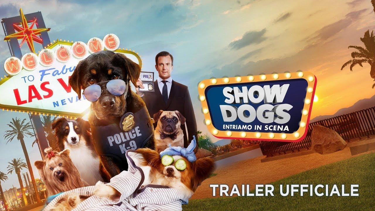 Show Dogs - Entriamo in scena. Trailer italiano ufficiale [HD]