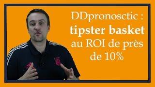 Pronostic basket : DDpronostics, tipster basketball