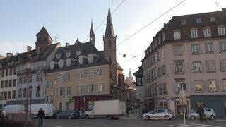 Путешествуя по миру. Страсбург(Страсбург - город-космополит, лежащий на границе двух государств и двух культур, сохраняющий верность тради..., 2014-01-05T18:55:08.000Z)