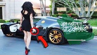 Suudi Arabistan'ın Zengin Çocukları Nasıl Yaşıyor? İnanamayacaksınız!