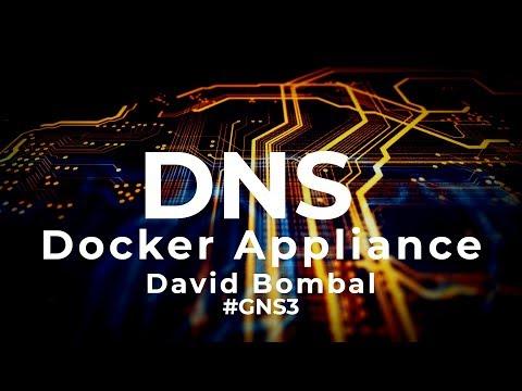 GNS3 Talks: Easy DNS Server for GNS3 Topologies: Dnsmasq Docker Appliance Part 2