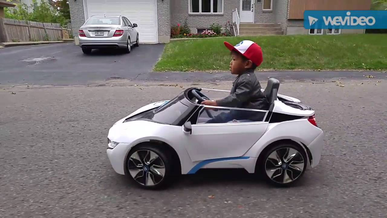 mini bmw i8 youtube. Black Bedroom Furniture Sets. Home Design Ideas