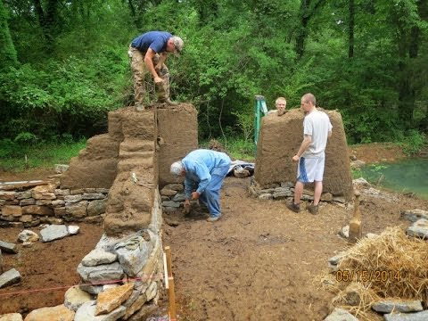 Learn How To Build A Cob House Cob Workshops Natural