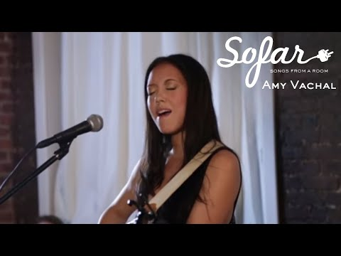 Amy Vachal - Wait | Sofar NYC