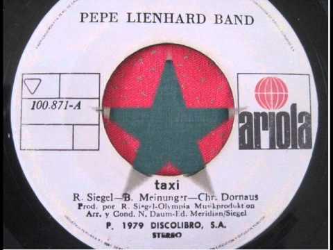 Pepe Lienhard Band  Taxi