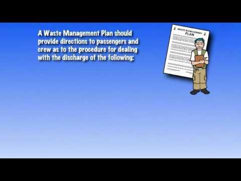 Waste Management Plans 6.6.6