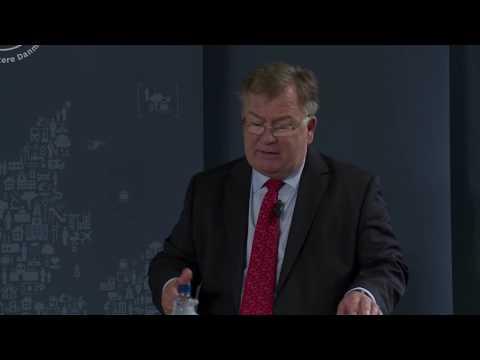 Finansminister Claus Hjort Frederiksen fremlæggelser finanslovforslag 2017