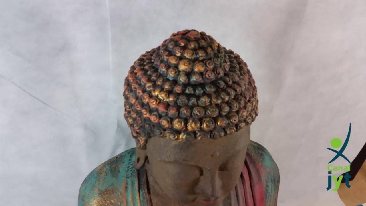 Escultura de buda para jard n tienda online l der en for Jardin online