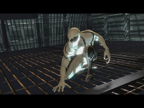 Spider-Man: Edge of Time (PS3)(Future Foundation/1602 Suit)[Part 3] - Saving Spider-Man