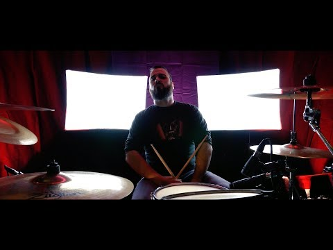 GHOST - RATS - DRUM COVER (Good sound)