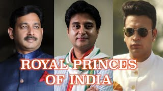 10 INDIAN ROYAL PRINCES
