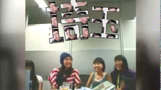 ももクロ Ustream 『あまちゃんEDIT』 Ustream momocloTV 2013/09/06.
