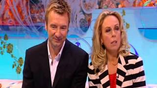 Dancing on Ice Friday Show Torvill and Dean practice Tiger Feet