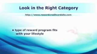 Best Credit Card Offers - Top Tips on Comparing Reward Credit Cards