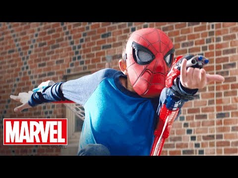 Marvel: Spider-Man Homecoming - 'Hero Gear' Official TV Commercial