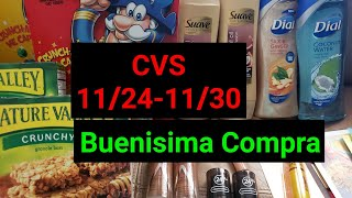 CVS 11/24-11/30|Buenisimas Ofertas|Randee Saves