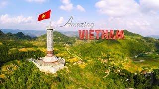 Việt Nam qua góc nhìn Flycam #2 ♥ AMAZING VIETNAM