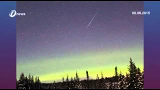 Pancuran Tahi Bintang Paling Panjang Meteor Perseid Kelihatan Rabu Depan
