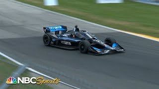 IndyCar: Grand Prix at Road America Race 2   EXTENDED HIGHLIGHTS   7/12/20   Motorsports on NBC