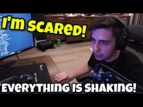 shroud-reacts-to-earthquake-live-on-stream-|-7.1-earthquake-in-california-live-shroud-reaction!