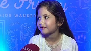 Harshaali wants to work only with Salman Khan
