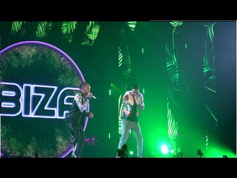 Ozuna - Ibiza (Feat. Romeo Santos) En Vivo
