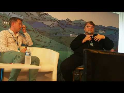 Annecy 2017 Conversation with Guillermo Del Toro part.1