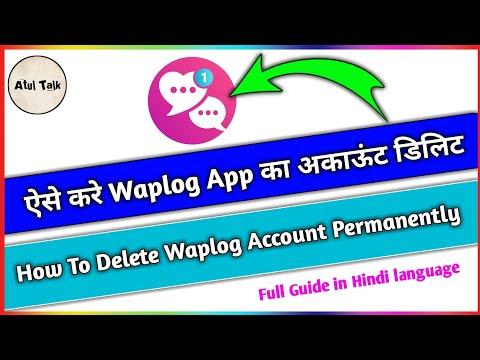 waplog match delete account