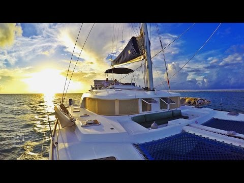 Life On A Catamaran in the Florida Keys