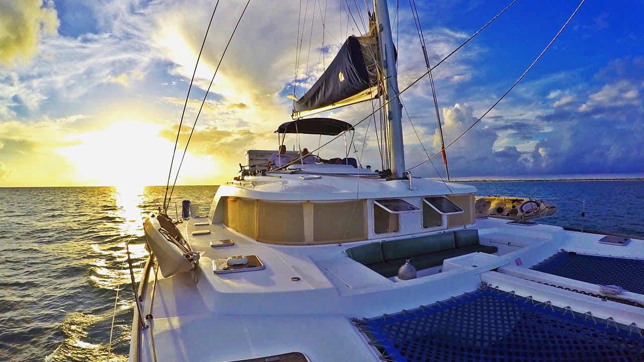 Life On A Catamaran In The Florida Keys