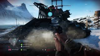 Battlefield V™ Open Beta what a lovely moment