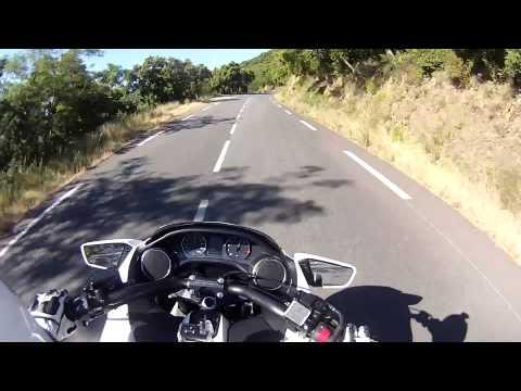 2014 Honda CTX1300 First Ride - MotoUSA | FunnyDog.TV