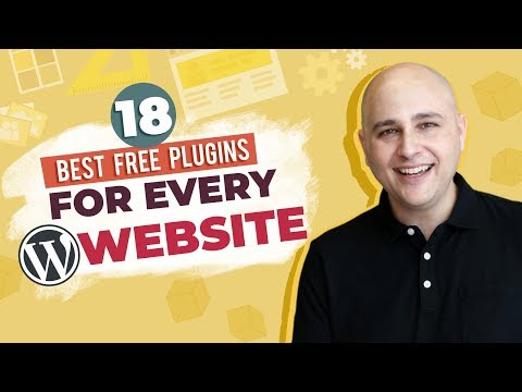 18 Best Free WordPress Plugins For Your Website - Ones I Use NOT Some Cheesy List