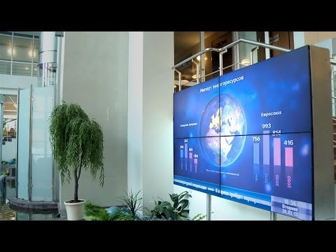 Корпоративное телевидение в СИБУРе