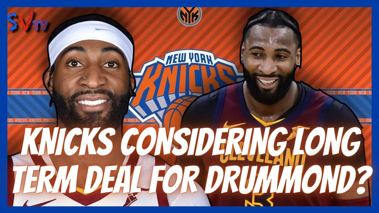 Source -- Philadelphia 76ers, Andre Drummond agree to 1-year deal