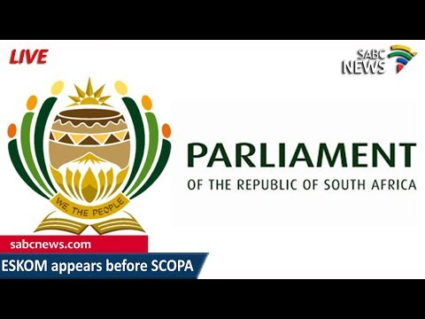 SCOPA meets Eskom, COGTA, SALGA, National Treasury, 16 May 2018