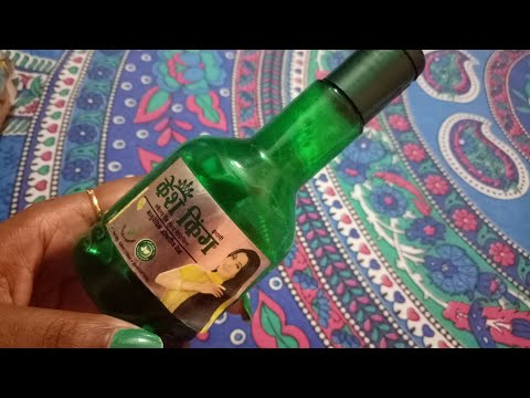 Kesh King Hair Oil Review in Hindi || Benefits of Ayurvedic Oil || How to Use || Genuine Review ||