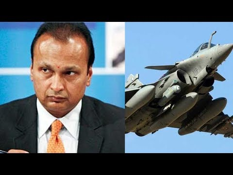 Rafale Deal: Congress Briefs Media After New French Report Reveals Tax Relief For Anil Ambani