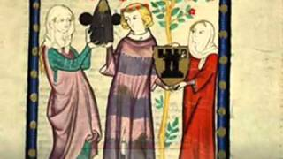 Francesco Landini (1325  1397) - Echo la primavera - Codex Manesse.