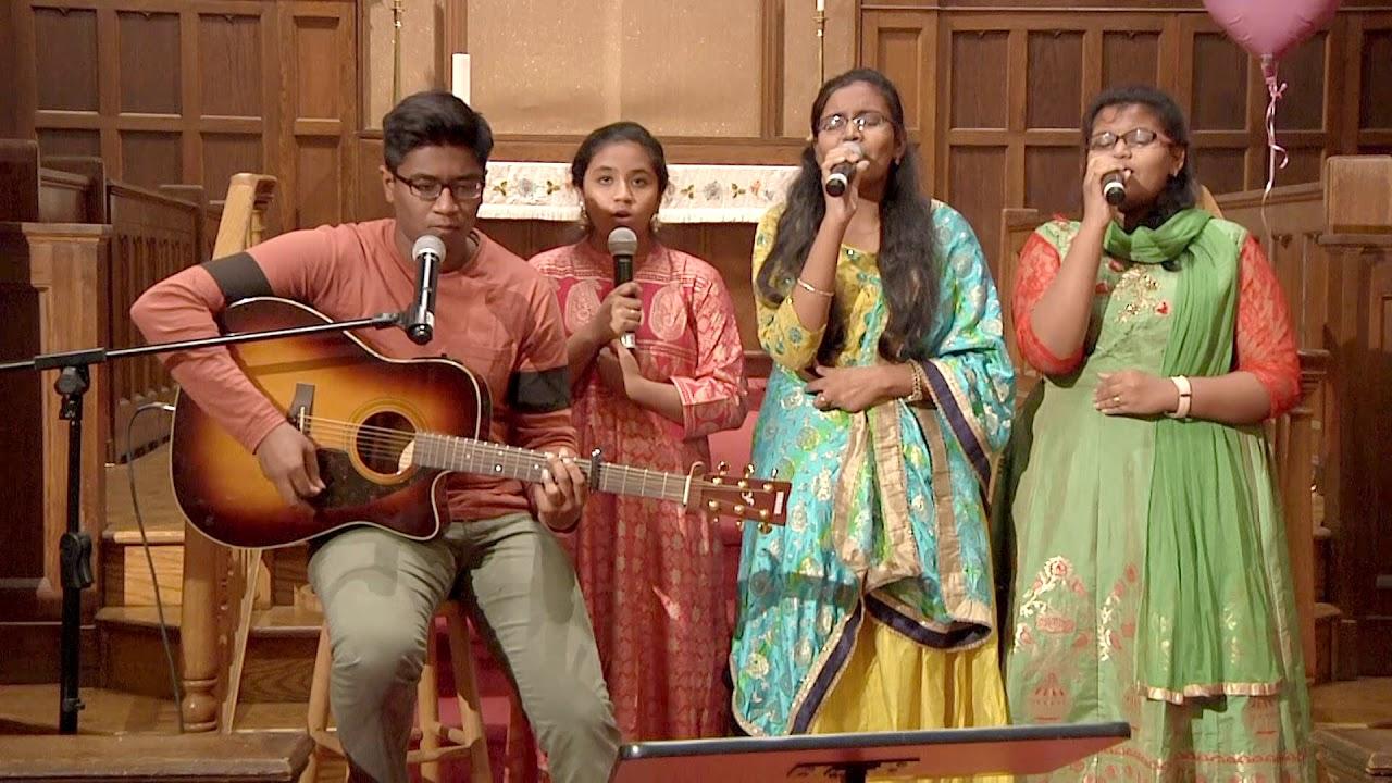 Telugu Christian Songs 'Maaranatha' - Emmanuel, Tabitha, Keerthi & Shruthi
