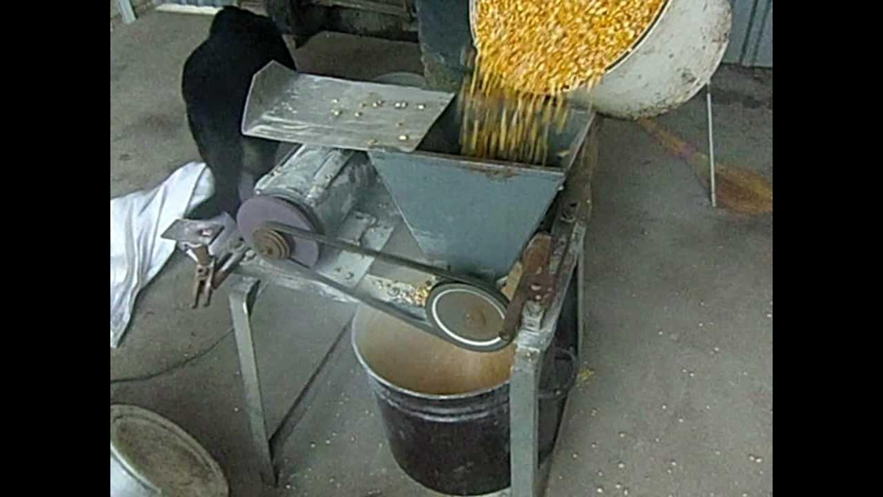 Плющилка для зерна своими руками чертежи фото 482