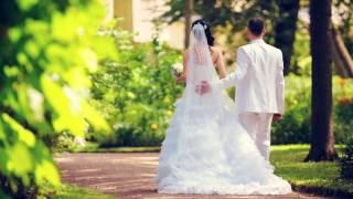 Свадьба Полины и Михаила. Макияж и прическа невесты: Ульяна Старобинская (17.07.13) - слайд-шоу