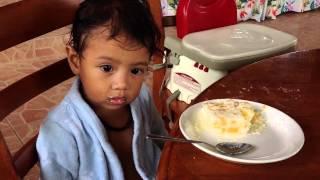 Eating Mango Ice Box Cake