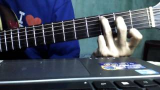 Hướng dẫn guitar - Trót Yêu - Trung Quân