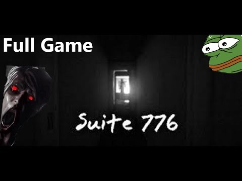 Let's Play Suite 776 | Horror Game |