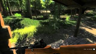 thehunter guide 5 pin range finder bow sight
