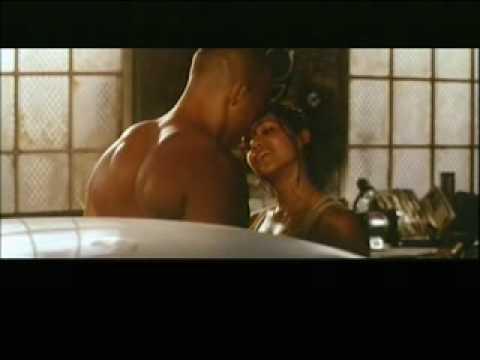 Dom & Letty full garage scene