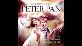 Peter Pan (Hörbuch komplett deutsch) nach Motiven von J.M. Barrie