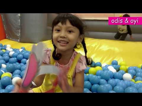 ❤❤ Bermain Seru di Kidzoona Lippo Plaza Bogor | Indoor Playground (eps 08)