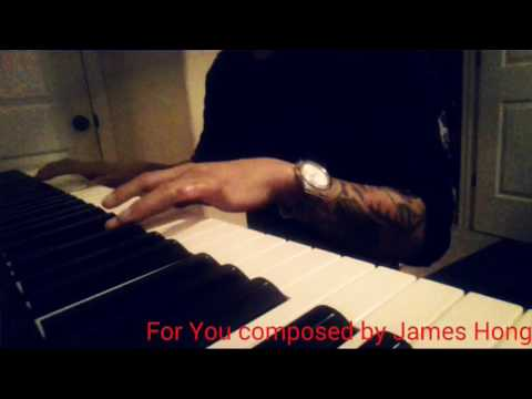 For You composed by James Hong